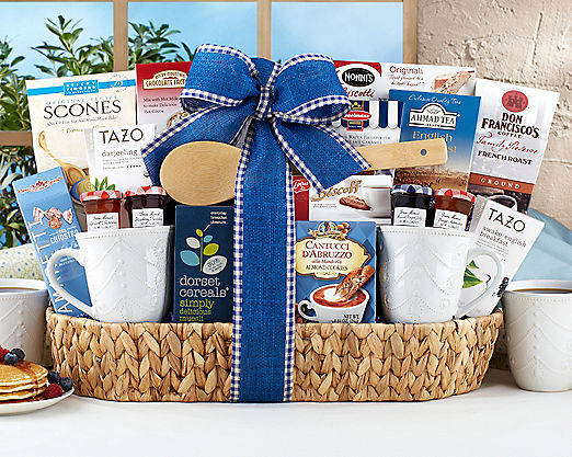 Best christmas gift baskets 7 unique ideas revloch long blog the gift basket is perfect for the whole family as it will include different gifts negle Choice Image